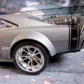 DOM'S ICE CHARGER - DODGE CHARGER R/T FAST AND FURIOUS 8 JADA TOYS 1/24 - car-collector.net