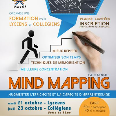 MIND MAPPING POUR COLLEGIENS ET LYCEENS