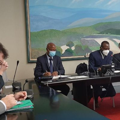 Orpaillage illégal en Guyane