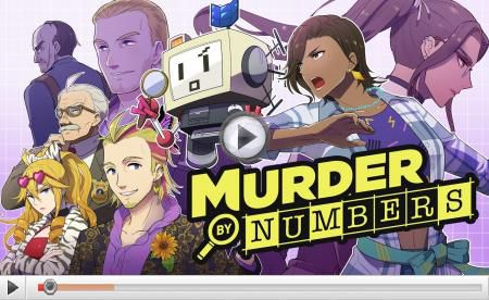 [ACTUALITE] Murder By Numbers - sur PC et Switch en 2020