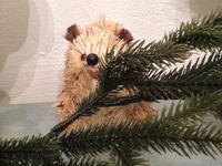 Les petits animaux en brindilles ne sont pas de ma fabrication (ceux en tissu oui!!)