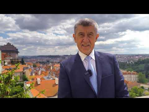 The Czech Republic Prime Minister himself welcomes you to visit his country