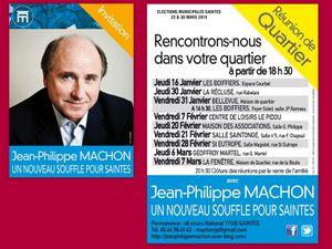 24 - Sourire... - Jean-Philippe Machon : Rencontres - Jean Rouger ; Rencontres - Sortie poétique