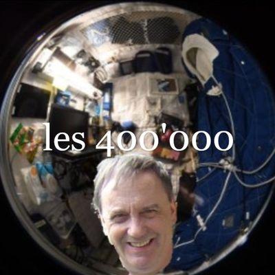 Ce blog a été visité 400'000 fois, plus d'un million de pages lues!