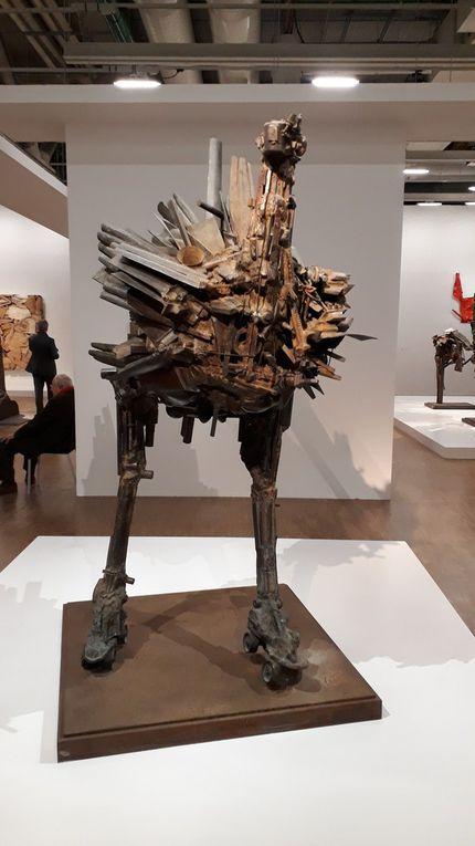 César, rétrospective au Centre Pompidou