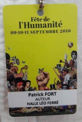 FETE DE L'HUMA 2016