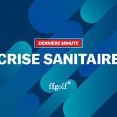 Réouverture des golfs : message du Président Jean-Lou Charon