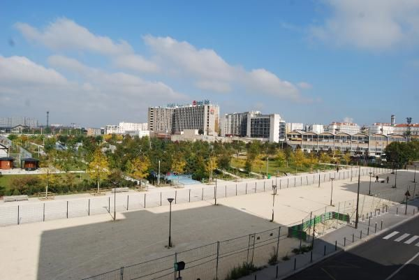 Parc Clichy Batignolles Photos:©Emmanuel.CRIVAT