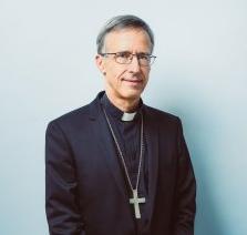 Mgr OLIVIER DE GERMAY, NOMMÉ ARCHEVÊQUE DE LYON