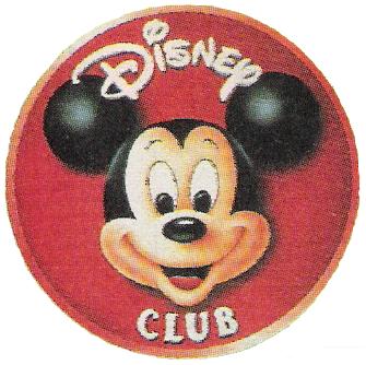 Le Disney Club Mercredi du 11 mars 1992