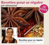 Election du Blog Cuisine de l'année 2013