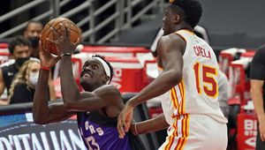 Clint Capela (19 points et 21 rebonds) a eu le dernier mot face à Pascal Siakam (30 points)ts