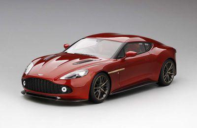1/18 : L'Aston Martin Vanquish Zagato arrive chez TopSpeed