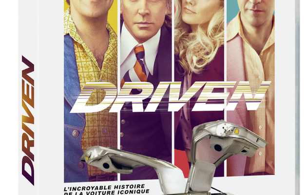 [REVUE CINEMA DVD] DRIVEN (2018)