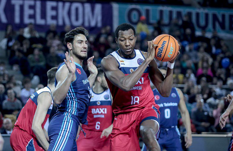 Cinq Africains en lice dans le 'Final Eight' de la Basketball Champions League (BCL)