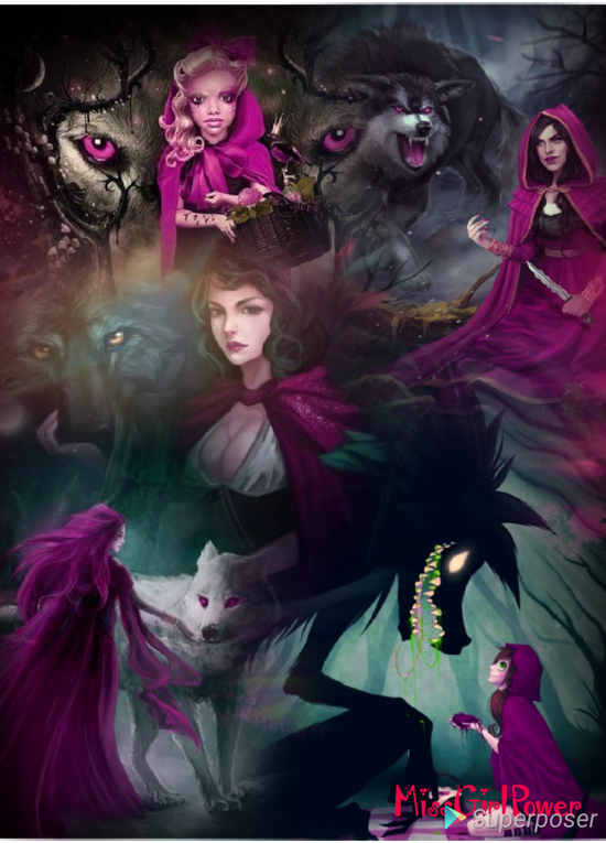 Once upon a time - ma version du petit chaperon rouge -Tome 1