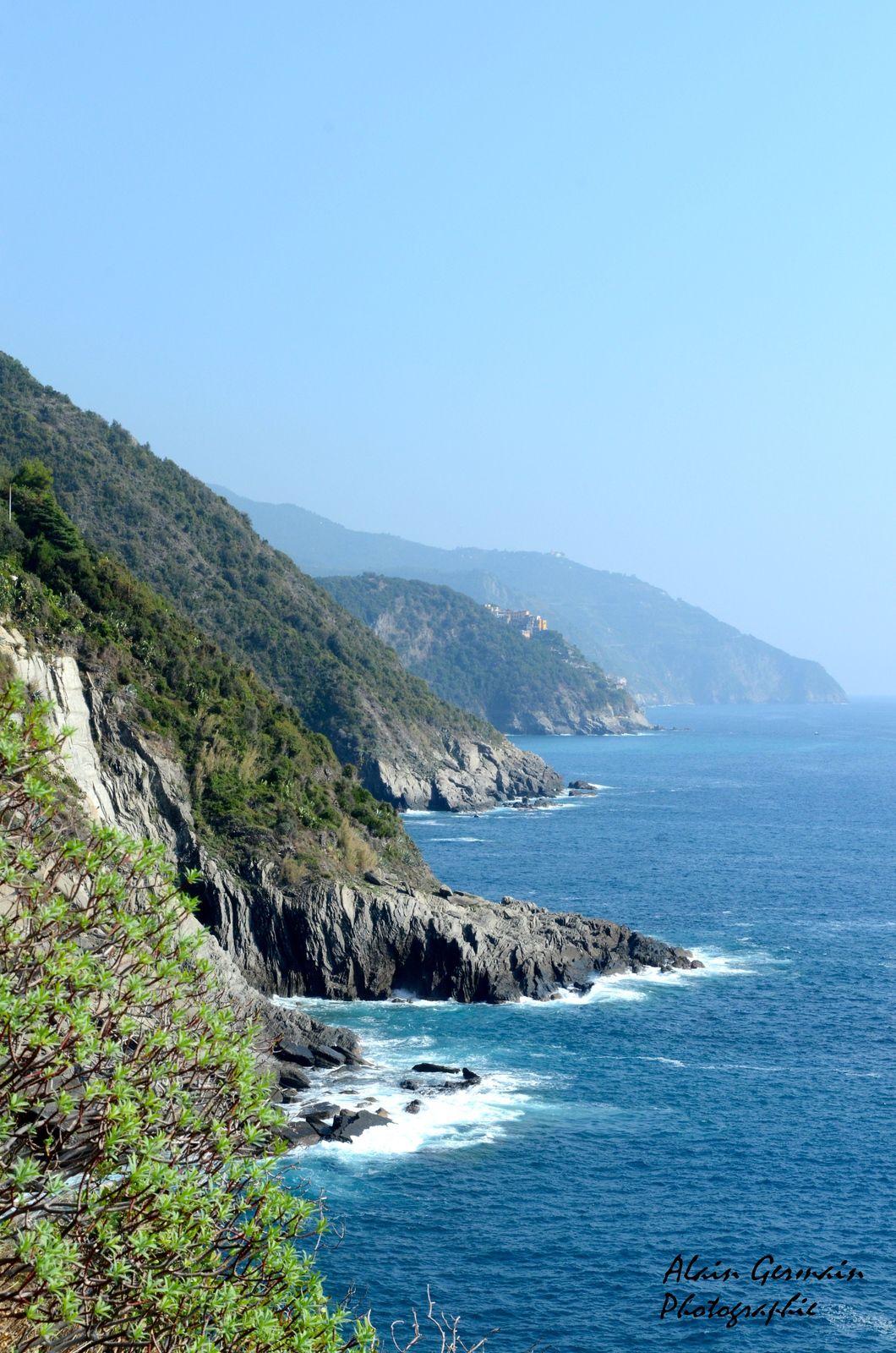 Italie  Les Cinq Terre