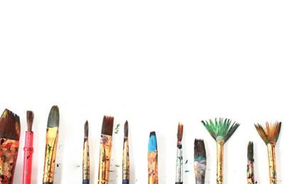 Helpful Tips To Acrylic-Painting Brushes