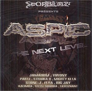 ASPIC RIDDIM-THE NEXT LEVEL-2006