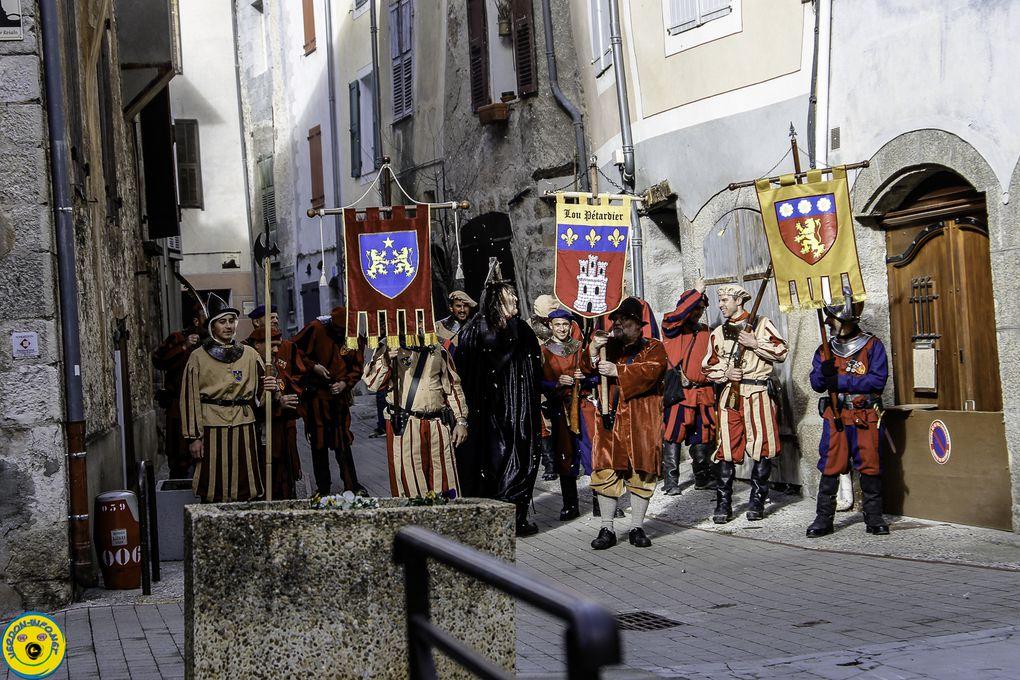 Castellane : La 434 ème édition de la fête des pétardiers.