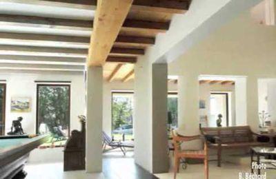Ker Anna, maison écologique et architectonique