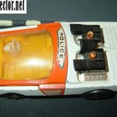 FUZZ BUGGY POLICE SERIE SUPERKINGS MATCHBOX 1/41 BANDOLERO - car-collector.net