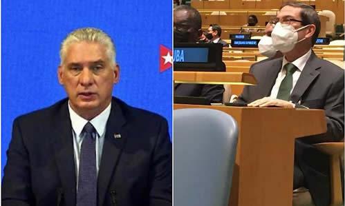 Activité intense de Cuba à l'ONU