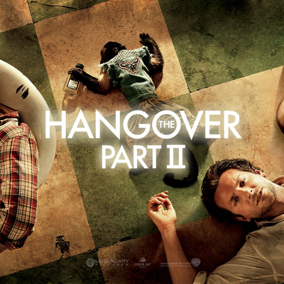 Very bad Trip 2 (The Hangover part II - Todd Phillips, 2011)