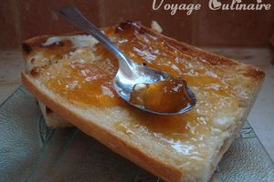Confiture d'oranges sanguines