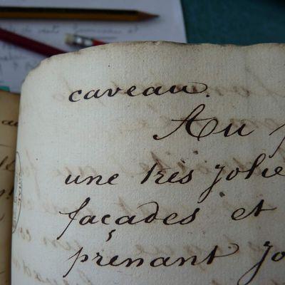 Archives départementales, chateau du Dorat, Bègles