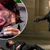 Keanu Reeves is threatened at gunpoint for John Wick 3