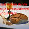 Homélie du 3ème dimanche de carême: Le pain de vie