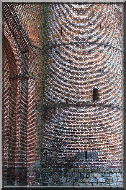 Diaporama église fortifiée de Wimy