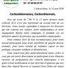 Elections municipales 28 juin 2020 - Communiqué de AGA