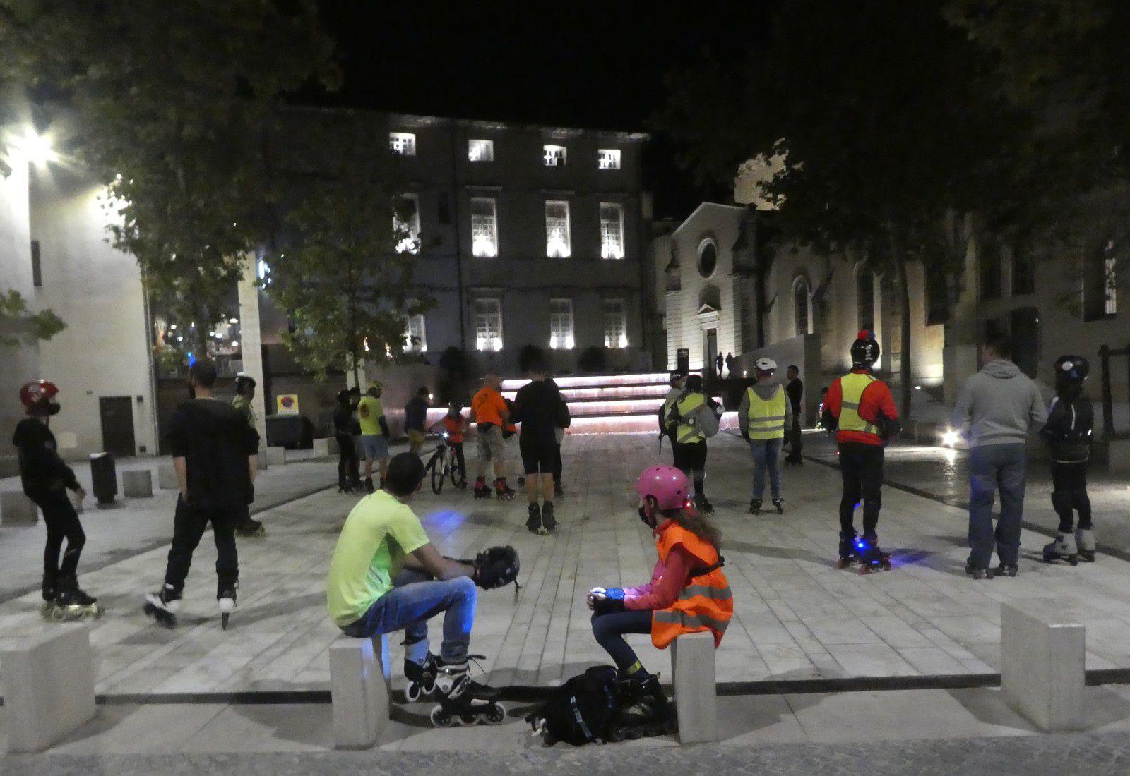 Roller Lib, Nîmes, club, sport, plein air, rando, sortie, ludique, tourisme, atypique