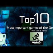 Top 10 Most Important Games of the Decade (featuring Rahdo)