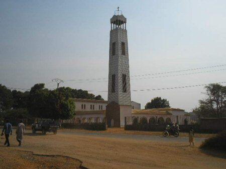 Imágenes de de Ngaoundéré, Camerún.- El Muni.
