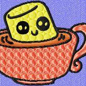 une jolie tasse