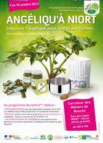 l'Angélique expose à Niort du 07 au 10 Octobre 2012