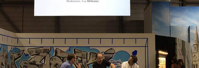 Salon du livre de Genève - Anne Martinetti