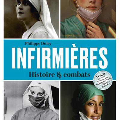 """Visioconférence """"Histoire et combats des infirmières"""" par  Philippe DULEY, le vendredi 12 mars 2021 à 18 h 30"""