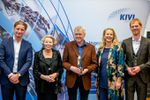 "La principessa Beatrix e la principessa Mabel  d'Olanda partecipano al sesto ""Prince Friso Engineers Awards"""