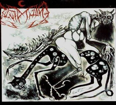 """Leviathan, """"Tentacles of Whorror"""", 2004"""