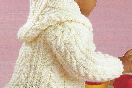 Knitting Pattern Bab