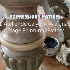 Expressions Patines46® & l'Atelier de Calye46®