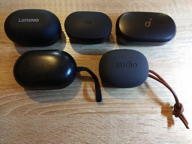 Notre comparatif de 5 modèles d'écouteurs True Wireless d'entrée et milieu de gamme @ Tests et Bons Plans