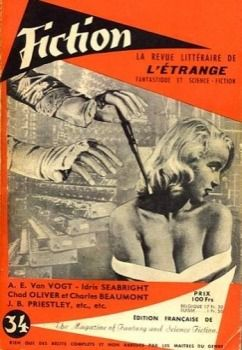 Claude l'Invincible / I, Claude (1955) Chad Oliver & Charles Beaumont