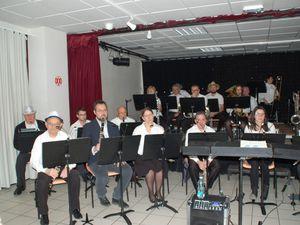 MERCI ,quelques photos du concert de Dimanche 1 er Decembre