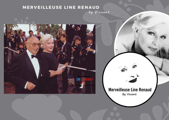 PHOTOS: Line Renaud et Loulou au Festival de Cannes en 1984