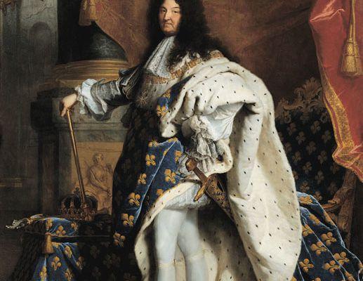 Louis XIV peint par Rigaud : le portrait en majesté